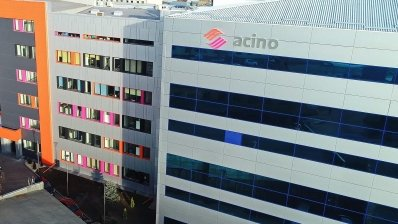 Производственный завод ACINO в Украине получил Сертификат GMP ЕС