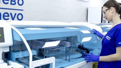 «Синэво» инвестировала 200 тыс. евро в запуск ПЦР-тестов к COVID-19 нового поколения, которые позволяют определить стадию заболевания