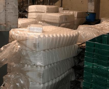 СБУ ликвидировала подпольное производство дезсредств в Херсонской области
