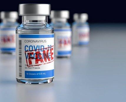 В Одесі СБУ викрила шахраїв, які торгували фейковими вакцинами Pfizer проти COVID-19