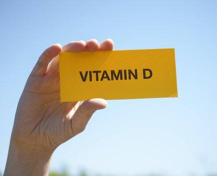 Высокие дозы витамина D вредны для костей здоровых людей