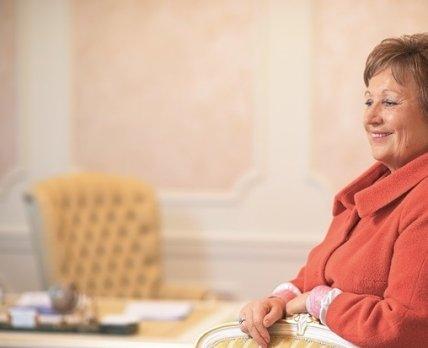 Владелица ПАО «Фармак» Филя Жебровская среди 40 богатейших людей Украины