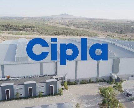 FDA отчитало Cipla