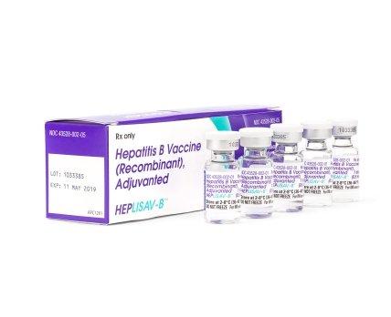 Исследование Dynavax: вакцина от гепатита B перспективна у пациентов на гемодиализе
