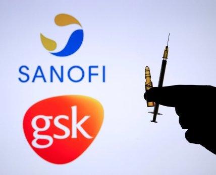 Sanofi и GSK представили результаты клиниспытания своей вакцины от COVID-19