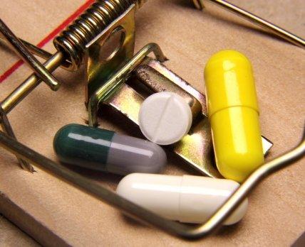 В аптеках Винницы кодеиносодержащие препараты отпускали без рецептов