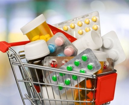 Украинский рынок лекарств в 10 раз обогнал европейский по темпам роста