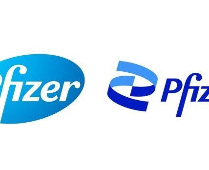 Pfizer провела ребрендинг: поменяли логотип и фирменный стиль