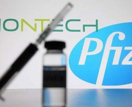 EMA оцінює дані про бустерні дози Pfizer/BioNTech