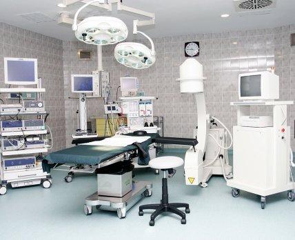 Больницы Днепропетровской области получат в 2016 году оборудование на 150 млн грн