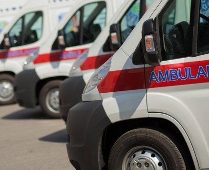 Германия передаст больницам Донбасса четыре санитарных автомобиля