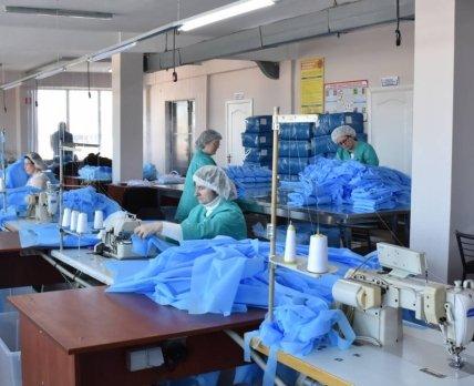 Чернигов готов обеспечить врачей и пациентов одноразовой защитной медицинской одеждой