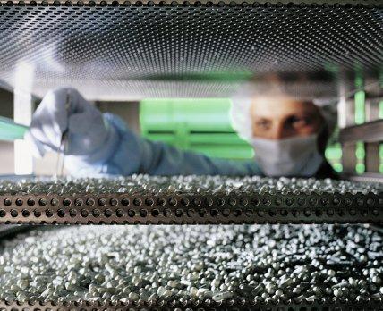 Украинские фармкомпании сократили выпуск антибиотиков на 22,4%