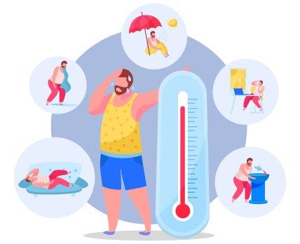 Тепловой удар: правила выживания 2.0 /freepik