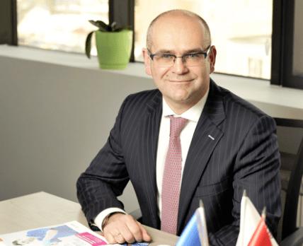 Наши собственники верят в успех Украины и не боятся сюда инвестировать, – гендиректор «Фарма Старт» Евгений Заика