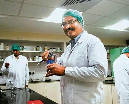 Bharat Biotech показал результаты КИ эффективности своей вакцины от коронавируса