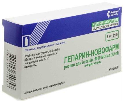 Гепарин поможет только «легким» пациентам с COVID-19