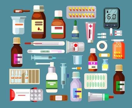 «Детские» назначения рецептурных препаратов сократились в период пандемии /freepik