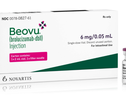 Novartis подтвердила безопасность своего офтальмологического хита