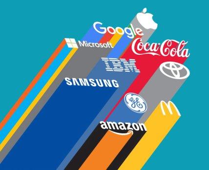 Johnson&Johnson, Philips и Samsung оказались в рейтинге самых дорогих брендов мира