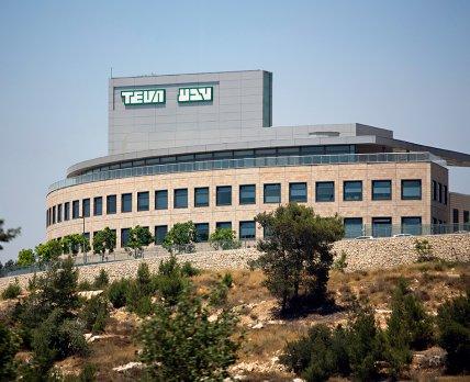 Teva переводит штаб-квартиру в Тель-Авив