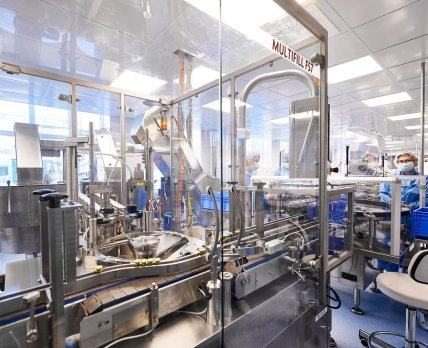 «Фармак» витратила на модернізацію виробництва майже $8 мільйонів
