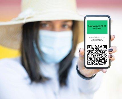 Несподіванка: не маючи біометричного паспорта, не можна отримати внутрішній COVID-сертифікат