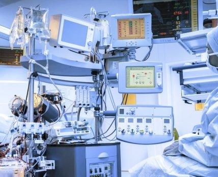 Киевский онкоцентр получил за счет городского бюджета медоборудование на 80 млн грн